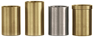 BHJ Lifter Bore Sleeves, Lifter Bushings, Bronze and Cast Iron
